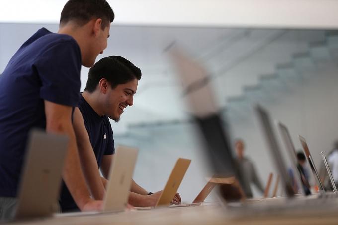 اخبار تازه از لپ تاپ جدید اپل