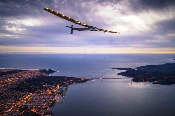 هواپیمای خورشیدی راند یکی مانده به پایان را آغاز کرد