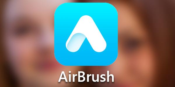 روتوش چهره و سلفیهایی زیباتر با AirBrush
