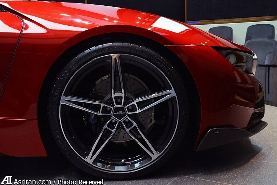 خودروی سفارشی شاهزاده خانم ابوظبی