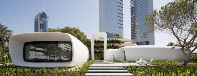 پیشرفتهترین ساختمانهای جهان را ببینید+تصاویر
