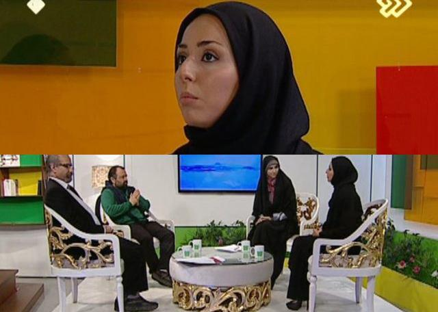 بازیگر زن کلاه پهلوی به GEM پیوست (+عکس)