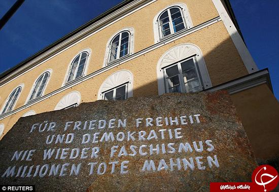 خانه هیتلر اجاره داده شد (+عکس)