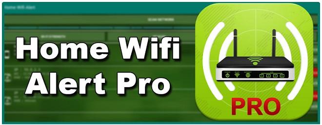کنترل حرفهای وایفای با Home WiFi Alert
