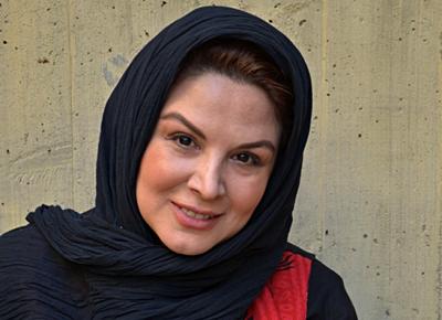 بازیگر زن ایرانی خواننده شد