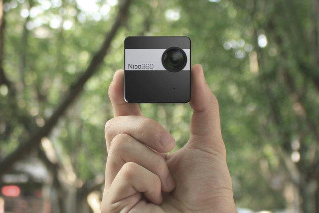 کوچکترین دوربین 360 درجه جهان