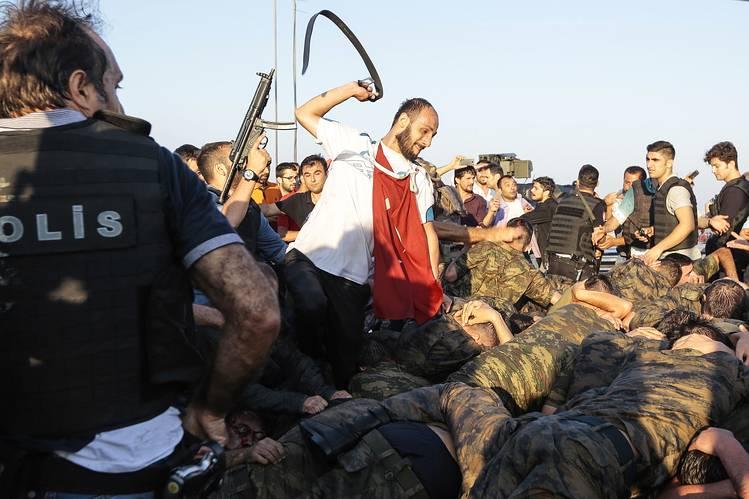 انقلاب اسلامی اردوغان در ترکیه !؟