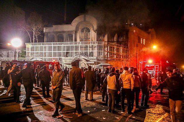 متهم ردیف اول پرونده تعرض به سفارت عربستان: پشیمانم چون دل آقا شکست/ در گروههای منتسب به سپاه بود خواندم که تجمعی به نشانه اعتراض به رژیم آل سعود برگزار میشود