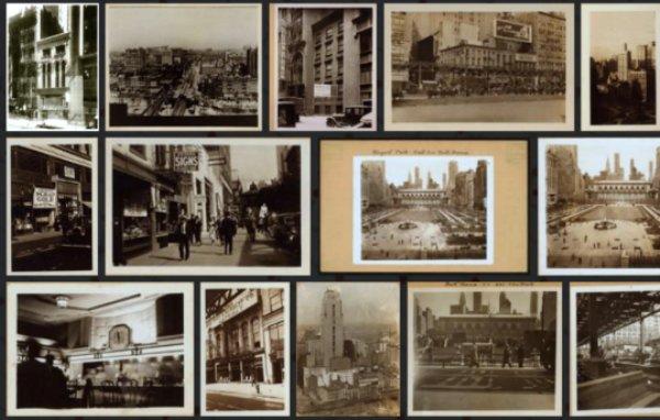 گشت و گذار در نیویورک یک قرن پیش با گوگل