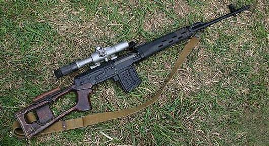 نتیجه تصویری برای سلاح تک تیر انداز بین المللی AS50