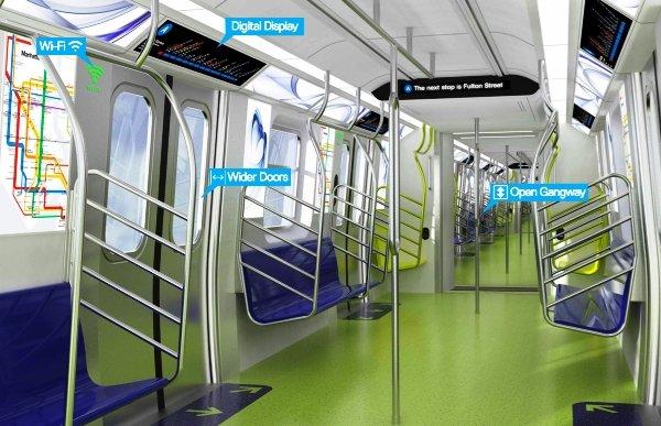 نوآوری های ارتباطاتی در متروی نیویورک