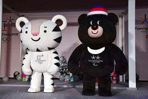 نمادهای المپیک و پارالمپیک زمستانی ۲۰۱۸ رونمایی شدند (+عکس)