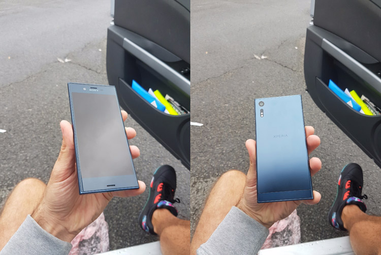 افشای تصاویری از گوشی هوشمند جدید سونی