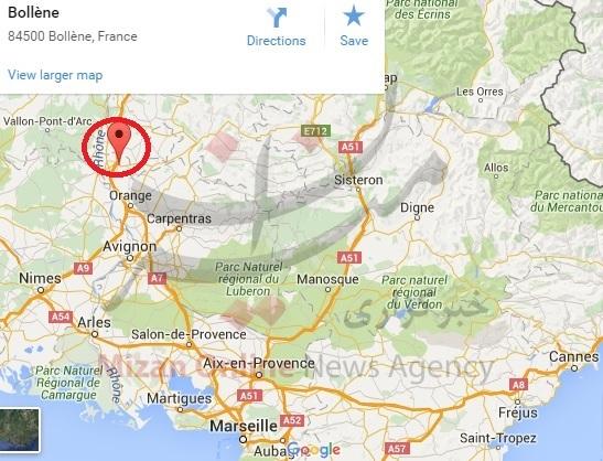 حضور فرد مسلح در هتلی در جنوب فرانسه/ نیروهای امنیتی محل را محاصره کردهاند (+عکس)