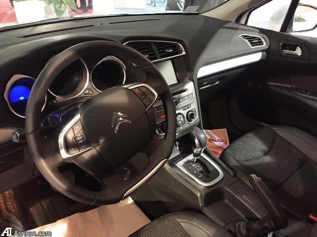 ورود 4 خودروی جدید سایپا تا پایان امسال/ قیمت سیتروئن در ایران: 45 تا 120 میلیون تومان