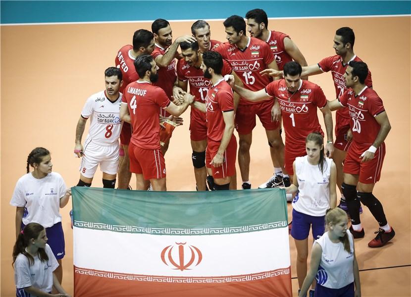 لیگ جهانی والیبال / ایران 1 - 3 برزیل(گزارش زنده)