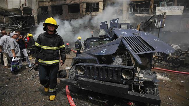 انفجار مسجدی در بغداد؛ 14 کشته