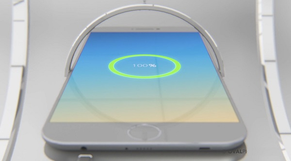 شارژ وایرلس بالاخره با آیفون 8 عرضه می شود