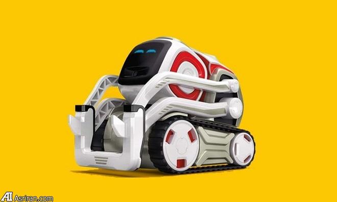 Afbeeldingsresultaat voor ربات کازمو