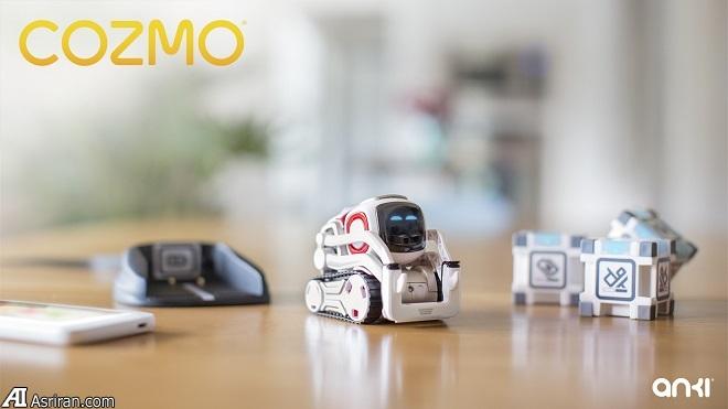 کازمو»Ø› رباتی هوØمند که احساساتی می€ŒØود