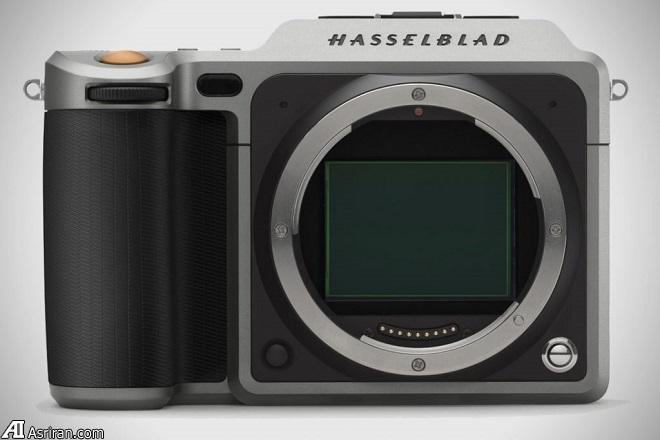 هاسلبلاد نخستین دوربین بدون آینه مدیوم فرمت جهان را معرفی کرد