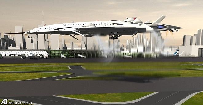 «فلش فالکون» احیای پروازهای تجاری فراصوت را هدف قرار داده است