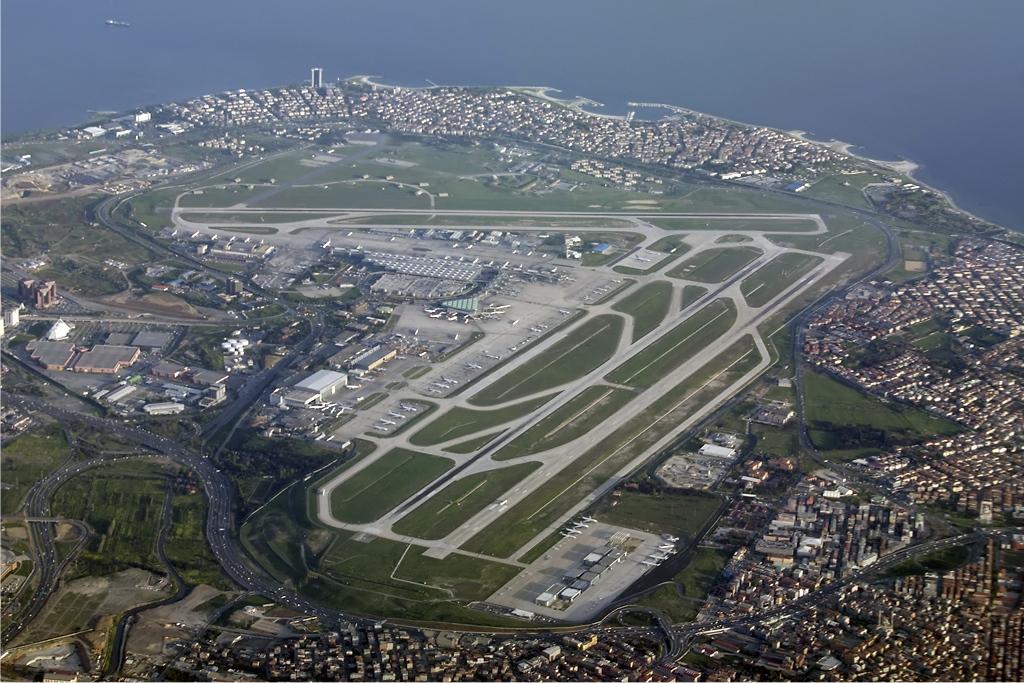 فرودگاه استانبول را بهتر بشناسیم (+عکس)