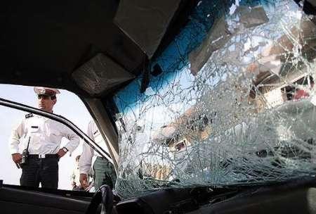 6 کشته در تصادف در جنوب خوزستان