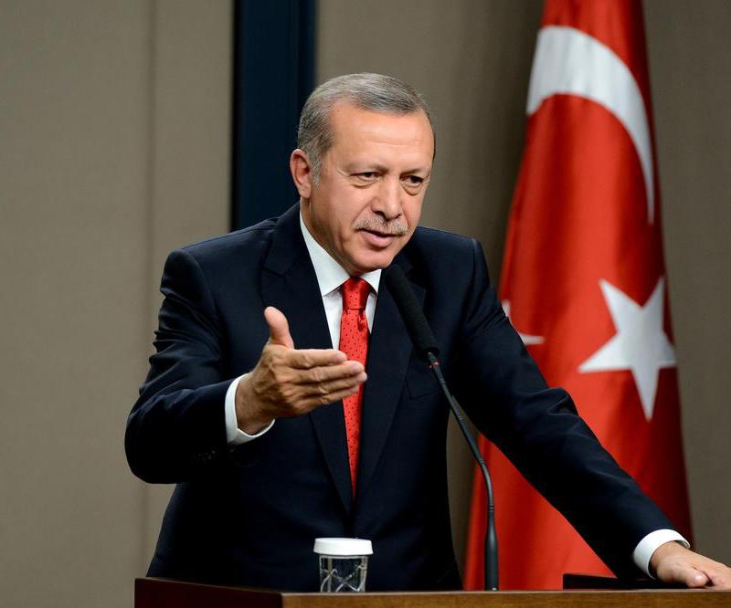 پیشنهاد اردوغان: پایان تجمعات شبانه هواداران تا یک هفته دیگر