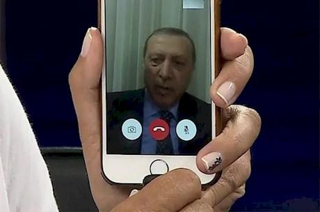 روایت یک ارتباط تلفنی زنده که «اردوغان »را نجات داد