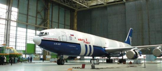 هواپیمای اختصاصی پوتین برای فرار از پایان جهان! (+عکس)