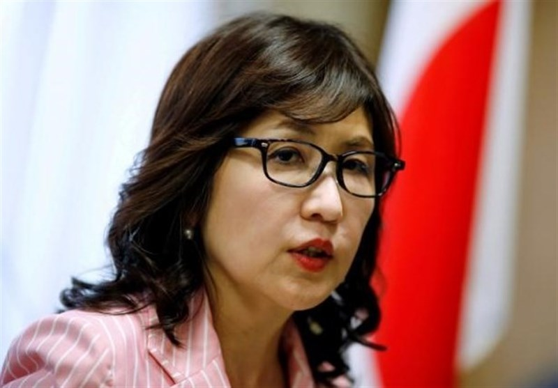 یک زن، وزیر دفاع ژاپن شد