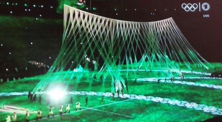 گزارش همزمان افتتاحیه مسابقات المپیک 2016 ریو (+عکس/حواشی)