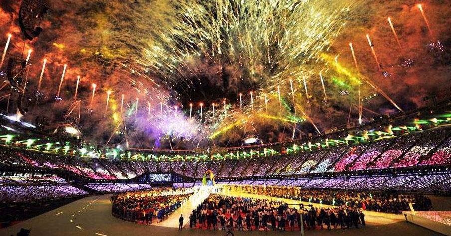 افتتاحیه محیط زیستی ترین المپیک تاریخ در ریو برگزار شد + تصاویر