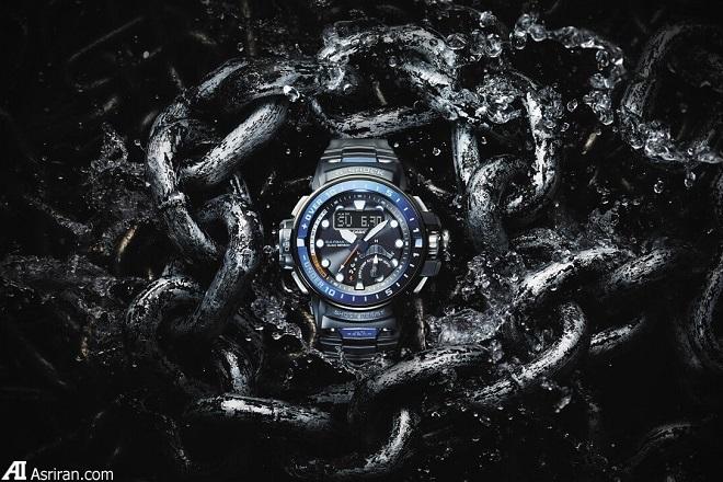 جیشاک گالفمستر؛ یکی از بهترین ساعتهای دریایی جهان