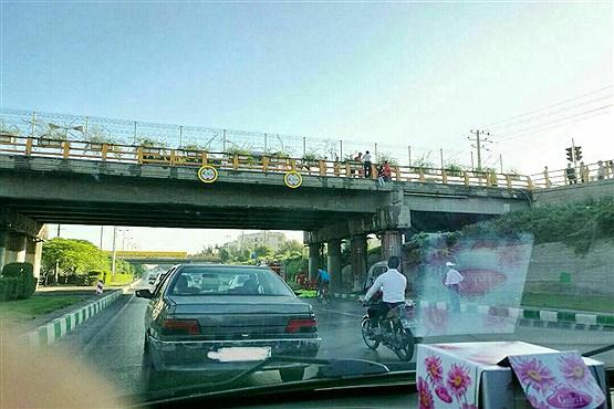 خودکشی نافرجام زنی در مشهد (عکس)