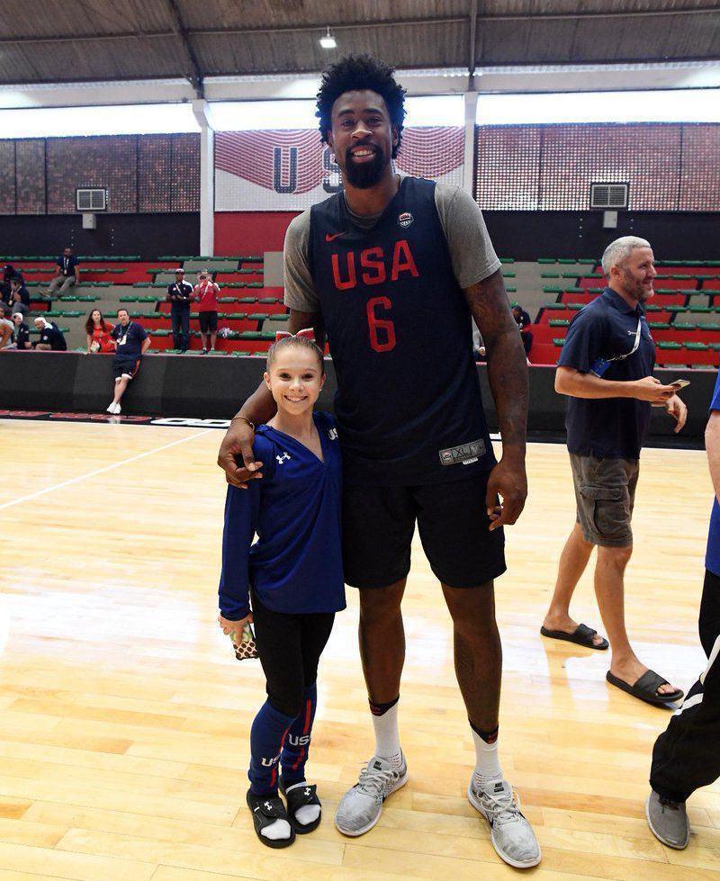 2 ورزشکار متفاوت کاروان آمریکا در المپیک (عکس)