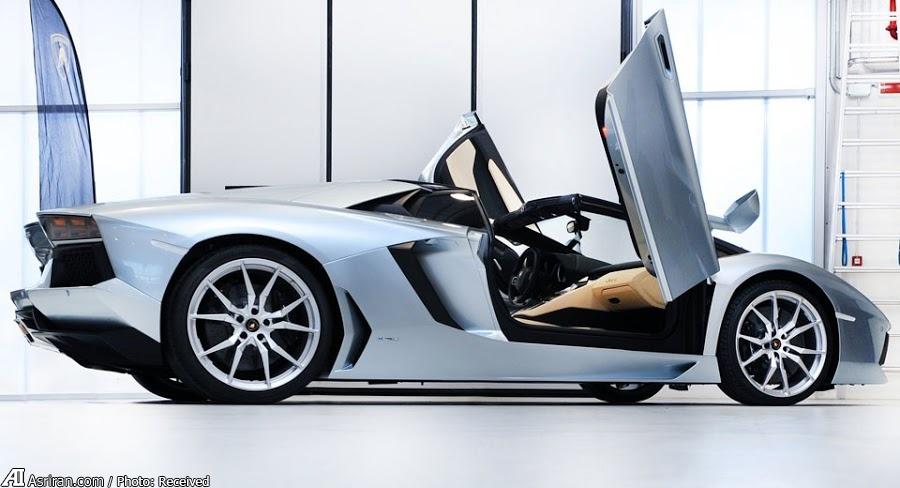 خاصترین درهای خودرو در جهان