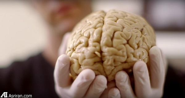 زندگی عادی مردی که 90 درصد مغز خود را از دست داده است
