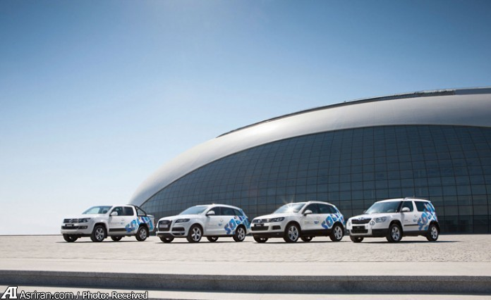 نقش کدام خودروها در بازیهای المپیک پررنگتر است؟