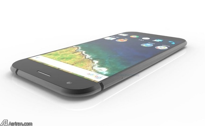 نخستین نگاه به نسل آینده گوشی هوشمند نکسوس گوگل