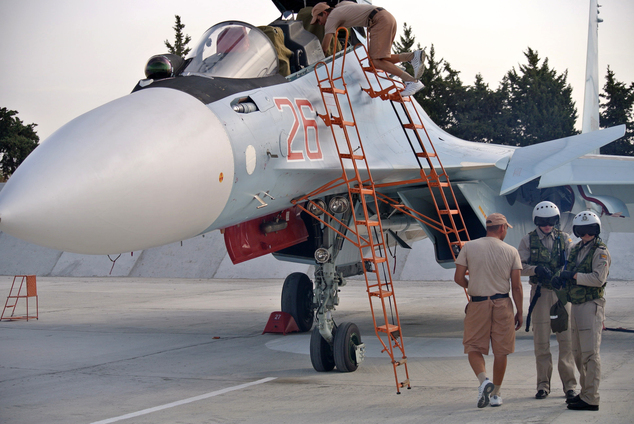 پایگاه نظامی روسیه در سوریه دائمی می شود