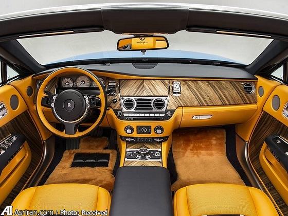 تفاخر رولزرویس به خودروهای سفارشی