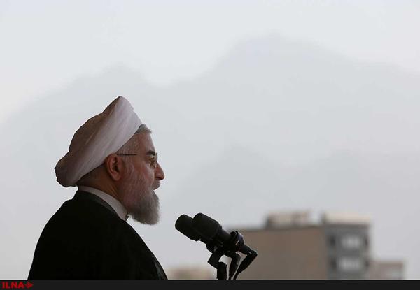روحانی: به برجام خوشبینیم، به آمریکا بدبین / رشد اقتصادی کشور به 4.4 درصد رسید