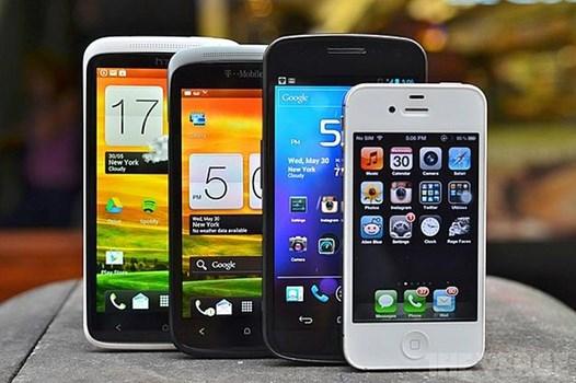 فهرست 10 گوشی هوشمند برتر از نگاه انتوتو