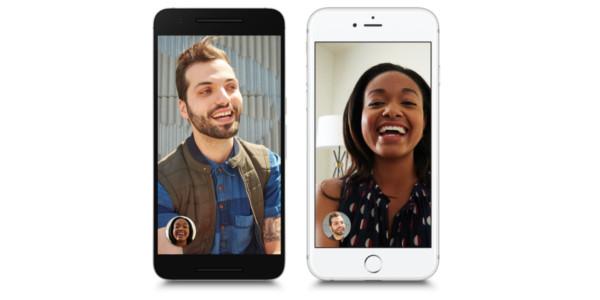 انتشار اپلیکیشن گفتگوی ویدئویی Duo گوگل