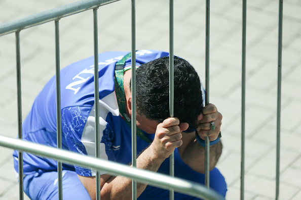 شش تصویر از اشک های آقای خاص کشتی ایران(+گزارش تصویری)
