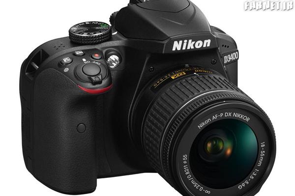 نیکون دوربین DSLR ارزانقیمت D3400 را معرفی کرد