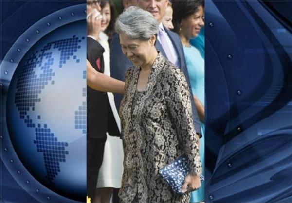 جنجال کیف همسر نخستوزیر سنگاپور در آمریکا
