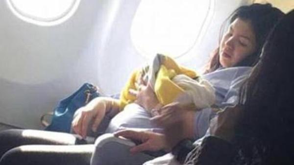 شناسنامه هندی و بلیط مجانی مادام العمر برای نوزاد فیلیپینی که در هواپیما به دنیا آمد (+عکس)